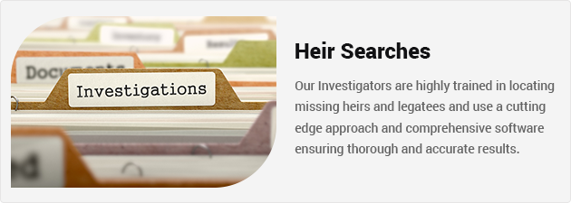 heir-searches